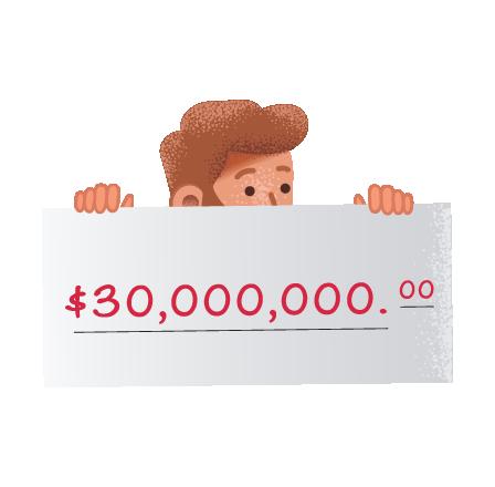 Ganadores de la lotería Powerball en theLotter
